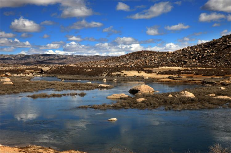 海子山 摄影:行摄牧马人