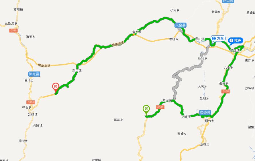 (分享最新路况,沿途风景,川西稻城亚丁旅游结伴qq群: 145090806)