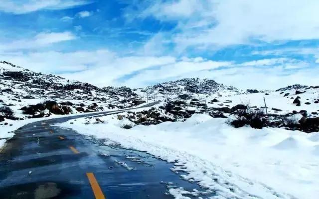 冬天自驾稻城亚丁,318国道,天堂地狱路!